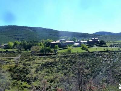 Cascadas del Aljibe - Arquitectura Negra;excursiones cerca de madrid excursiones madrid viajes seman